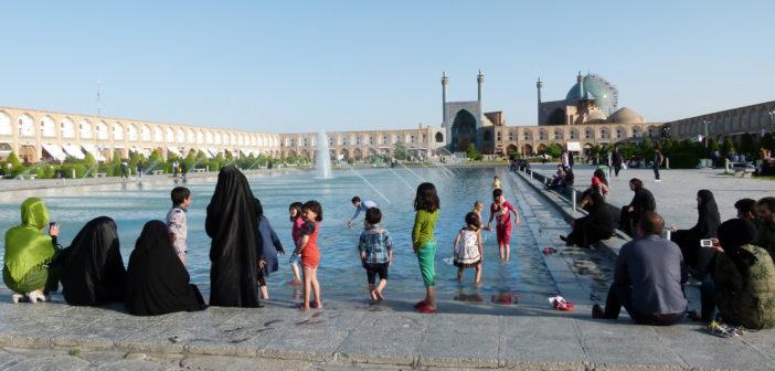 IRAN 2014 in Camper