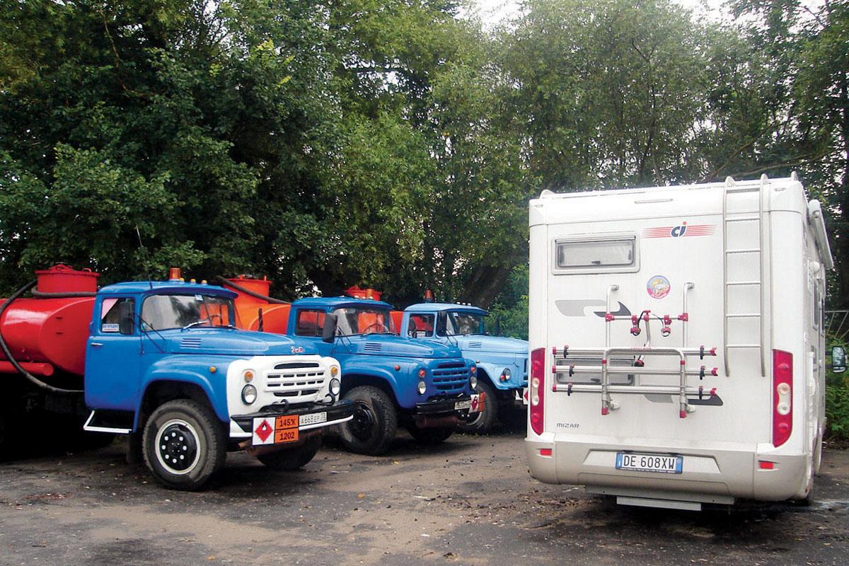 Kostroma camper